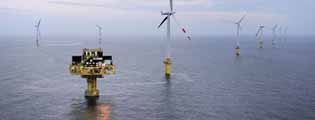 50Hertz - Offshore Windpark Baltic 1